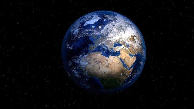 Dünyanın iç yapısı resim