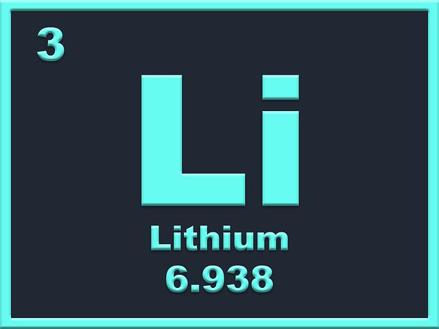 Lityum sembolü