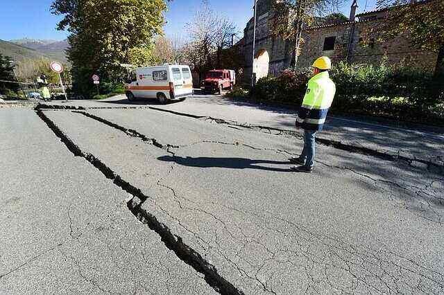 rsz deprem nedir 2 - Deprem Nedir? Depremler Nasıl Oluşur? Depremin Sonuçları