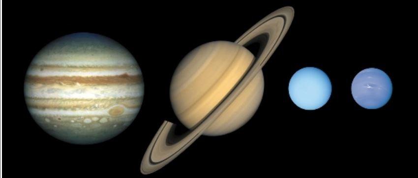 Gaz devi gezegenler - Satürn Gezegenine Dair Bilmeniz Gereken Gerçekler