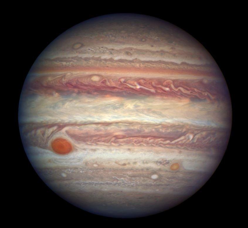 jupiter - Jüpiter Gezegenine Dair Bilmeniz Gereken Gerçekler