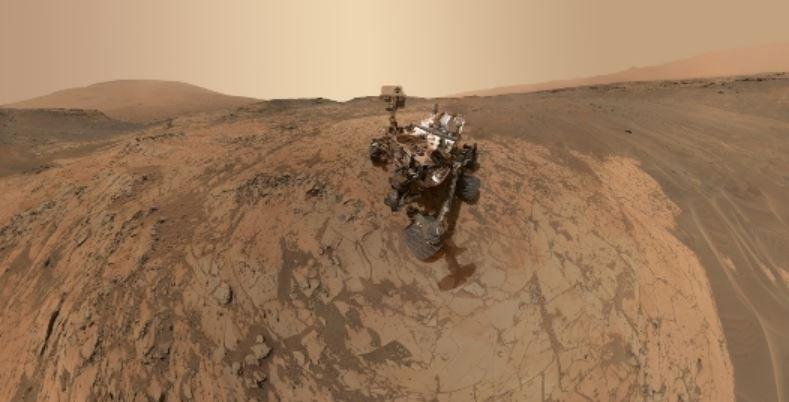 mars curiosity - Mars Gezegenine Dair Bilmeniz Gereken Gerçekler