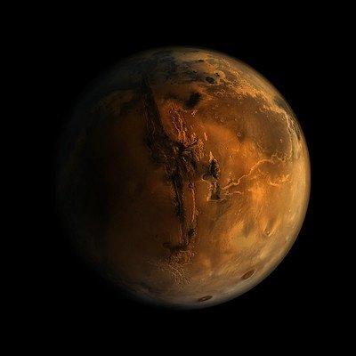 mars gezegeni ozellikleri - Mars Gezegenine Dair Bilmeniz Gereken Gerçekler