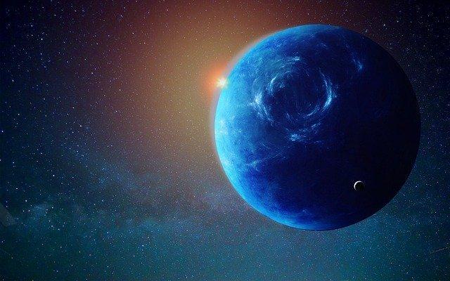 neptün gezegeni hd